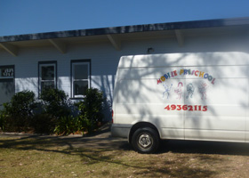 Hunter Mobile Preschool - Lochinvar